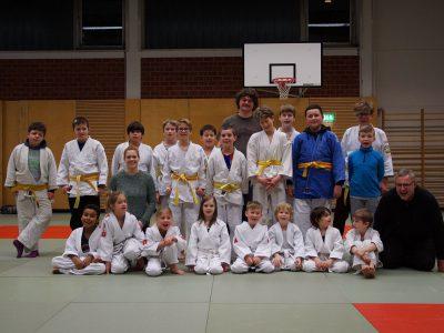 Judo-Safari 2018 Gruppenfoto